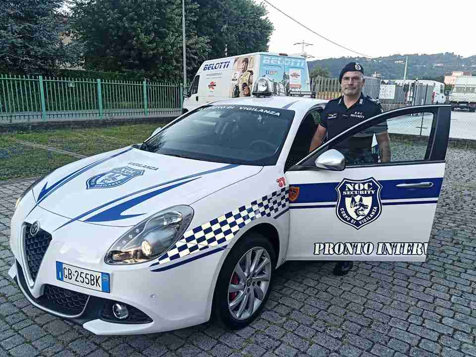 Vigilanza Bergamo e provincia